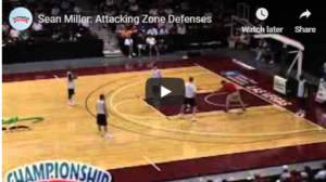 Sean Miller Zone Quick Hit