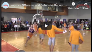Basketball Drills:  Tennessee Rebounding