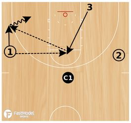 Zone Relocate and Flash Shooting Drill