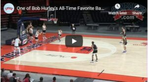 Bob Hurley Sr. One More Passing Drill