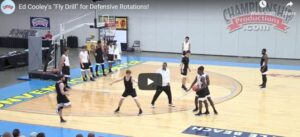 Ed Cooley Defensive Fly Drill