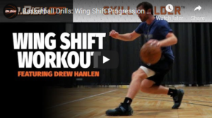 Wing Shift Scoring Progression