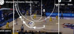 Marquette Horns Weave