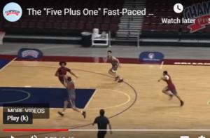 Five Plus One Drill