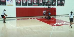 7 in the Pot Shooting Drill