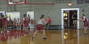 And One Shooting Drill