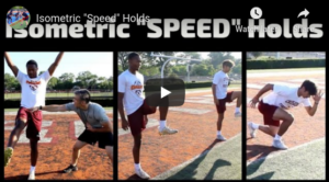 Improving Game Speed: Isometric Speed Holds
