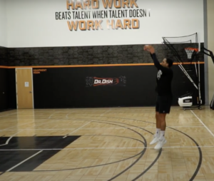 Vince Carter 42s Shooting Drill