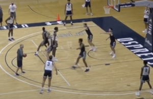 Circle the Wagons Rebounding Drill