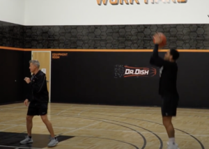 2 And Out Shooting Drill