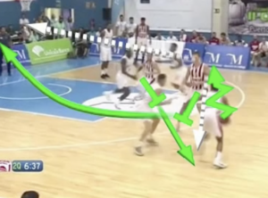 Spain Pick and Roll
