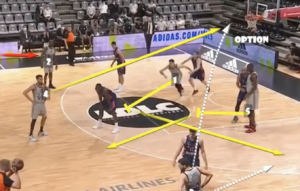 Three SLOB Systems from 2021 Euroleague